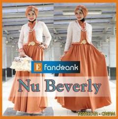baju pesta eksklusif  Gamis-Terbaru-Nu-Beverly-by-Efandoank-Teracota-Cream
