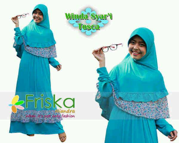 Model baju Pesta online Gamis-Terbaru-Winda-syari-Tosca