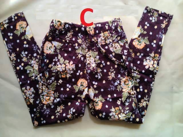 model baju pesta yg terbaru Gamis-terbaru-Pants-Flowers-Kode-C