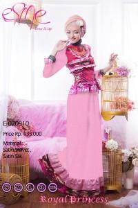 model baju pesta sekarang Pusat-Gamis-Terbaru-Esme-Royal-Princess-E-020810.