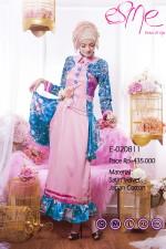 model baju pesta sederhana Pusat-Gamis-Terbaru-Esme-Royal-Princess-E-020811