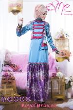 model gaun pesta elegan Pusat-Gamis-Terbaru-Esme-Royal-Princess-E-020823 b