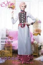 baju pesta pernikahan Pusat-Gamis-Terbaru-Esme-Royal-Princess-Kode-E-020812