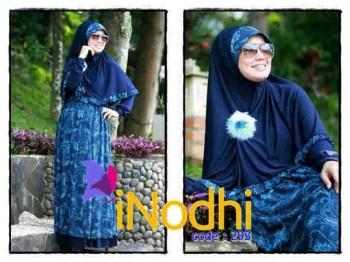 baju muslimah modern terbaru Pusat-Gamis-Terbaru-Inodhi-Kode-293