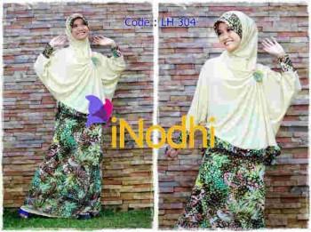 baju pesta online shop Pusat-Gamis-Terbaru-Inodhi-Kode-304