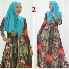 baju pesta hijabers Pusat-Gamis-Terbaru-Spandek-Kode-2