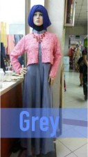 model baju wanita Pusat-Gamis-Terbaru-Titania-by-Ericsummer-Grey