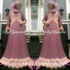 model baju pesta online Pusat-Gamis-Terbaru-Andiza-By-Kynara-Purple
