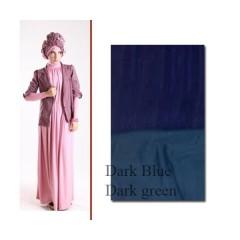 model baju pesta yang elegan Pusat-Gamis-Terbaru-ELECTRA-97-by-for-TWO-Dark-Blue-Dark-Green