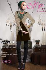 baju pesta wanita modern Pusat-Gamis-Terbaru-Esme-Special-11