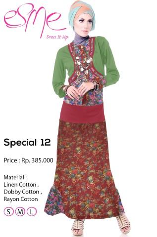 model baju pesta wanita modern Pusat-Gamis-Terbaru-Esme-Special-12