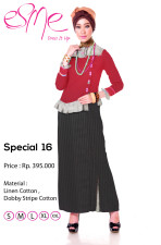 model baju pesta muslim modern terbaru Pusat-Gamis-Terbaru-Esme-Special-16