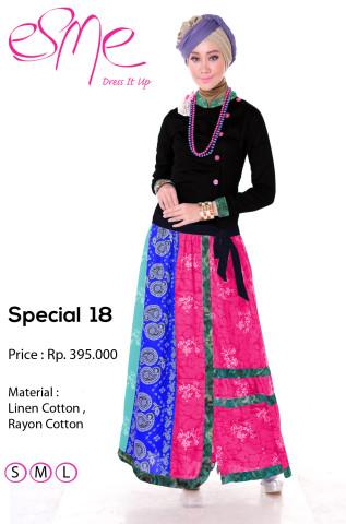 model gaun pesta yang cantik Pusat-Gamis-Terbaru-Esme-Special-18