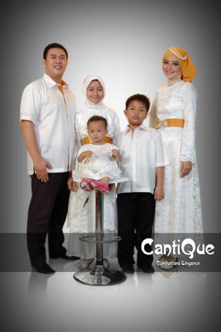model baju pesta yang elegan Pusat-Gamis-terbaru-CQ 1418 Broken-White