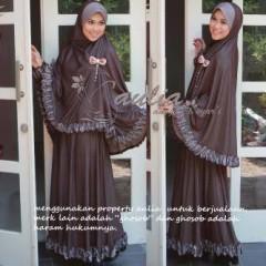 model baju pesta muslim modern Pusat-Gamis-terbaru-Calestine-By-Aulia-Brown