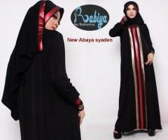 model baju pesta cantik Pusat-Gamis-terbaru-Rabiya-Abaya-Syaden