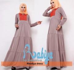 model baju pesta gamis Pusat-Gamis-terbaru-Rhodiya-Renda