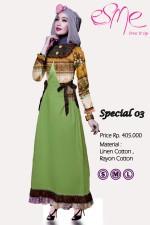 model gaun pesta yang simple Pusat-Gamis-terbaru-Special-03
