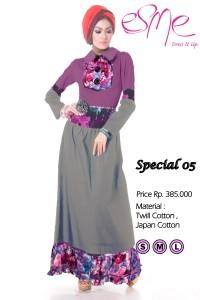 baju pesta muslim wanita Pusat-Gamis-terbaru-Special-05