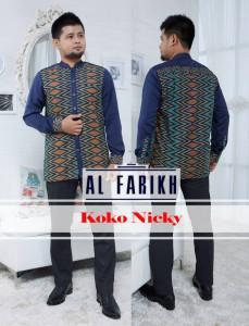 Pusat Gamis Terbaru Koko Nicky by Al Farikh