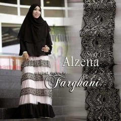 model baju pesta gaun Pusat-Gamis-terbaru-Alzena-by-farghani-Coksu