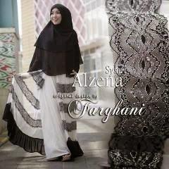 model baju pesta elegan Pusat-Gamis-terbaru-Alzena-by-farghani-putih