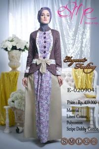 baju pesta brokat muslimah Pusat-Gamis-terbaru-Esme-Elegant-Feeling-E-020904
