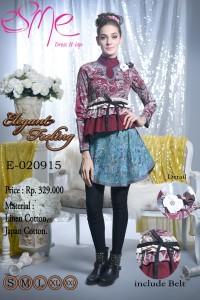baju gaun pesta Pusat-Gamis-terbaru-Esme-Elegant-Feeling-E-020915