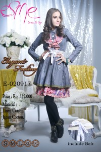 desain gaun pesta Pusat-Gamis-terbaru-Esme-Elegant-Feeling-E-020917