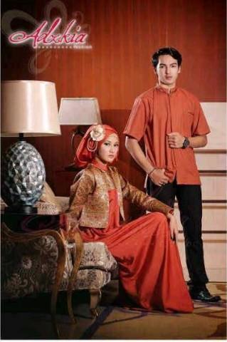 baju muslim hijab online Pusat-Gamis-terbaru-Jacinda-Rafa-By-Adzkia-Fashion-Orange