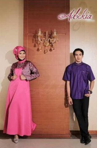 baju muslim pesta Pusat-Gamis-terbaru-Jacinda-Rafa-By-Adzkia-Fashion-Pink
