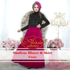 Grosir Baju Muslim Sailene by Airia Fanta