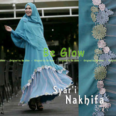 Grosir Busana Muslim Terbaru Nakhifa by Be Glow Tosca