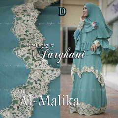 Pusat Gamis Terbaru Al Malika by Farghani D