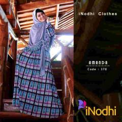 Pusat Gamis Terbaru Amanda by Inodhi 370