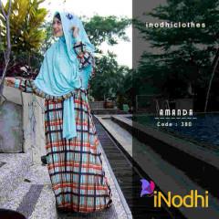 Pusat Gamis Terbaru Amanda by Inodhi 380