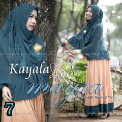Pusat Gamis Terbaru Kayala by Mayra 7