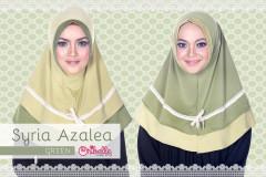 Pusat grosir Jilbab Syiri Azalea by Oribelle Green