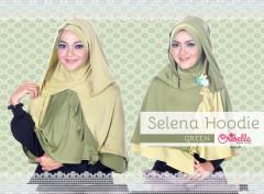 Toko Grosir Semarang Selena Hoodie by Oribelle Green