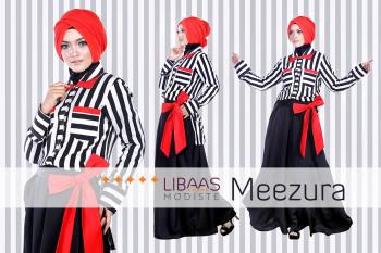 Trend Berbusana Muslim Meezura by Libassmodiste