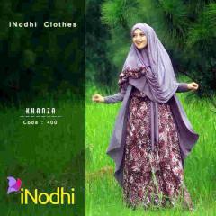 Busana Muslim Wanita Syar'i Khanza by Inodhi 400