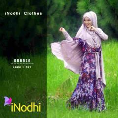 Busana Muslim Wanita Syar'i Khanza by Inodhi 401