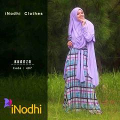 Busana Muslim Wanita Syar'i Khanza by Inodhi 407