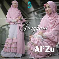 Grosir Baju Muslim Al Zu Syar'i by Farghani 3