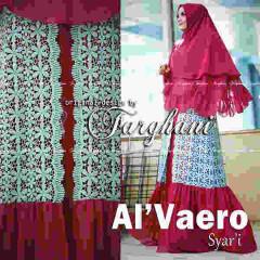 Grosir Busana Muslim Terbaru Al'Vaero by Farghani Fanta