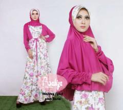 Grosir Busana Muslim Terbaru Syabby by Rabiya Fusia