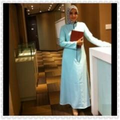 Grosir Busana Muslim Wanita CQ 1423 Blue