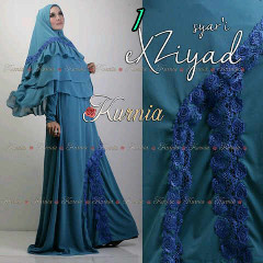 Pusat Grosiar Busana Muslim Syar'i Xziyad by Kurnia 1