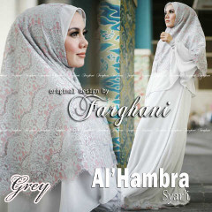 Pusat Grosir Baju Muslim Wanita Al Hambra by Farghani Grey