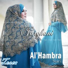 Pusat Grosir Baju Muslim Wanita Al Hambra by Farghani Tosca